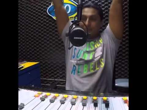 Programa Samba Brasil Radio 100 - Ricardo Vieira - Thiaguinho