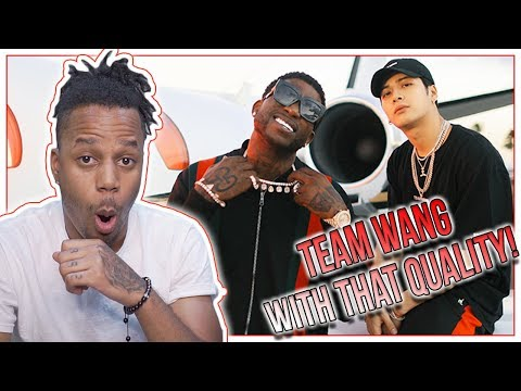 Reacting To Jackson Wang - Different Game  ft. Gucci Mane