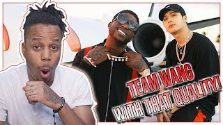 Reacting To Jackson Wang Different Game Official Audio Ft Gucci Mane