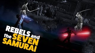 Rebels does Seven Samurai! (Twin Suns Review)