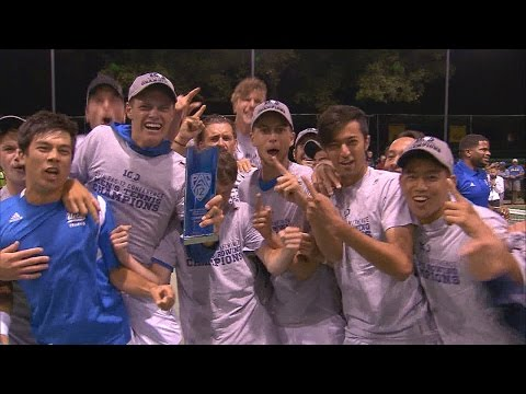Recap: UCLA men's tennis tops Cal for Pac-12 championship