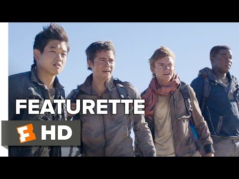 Maze Runner: The Scorch Trials Featurette - Wes Ball (2015) - Dylan O'Brien Movie HD