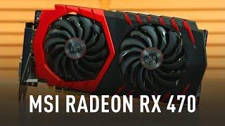 MSI Radeon RX 470 Gaming X 4GB ekran kartı incelemesi
