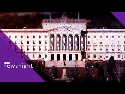Will Northern Ireland see a change in abortion law? - BBC Newsnight