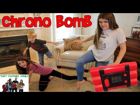 CAN WE BEAT THE CHRONO BOMB?  That YouTub3 Family