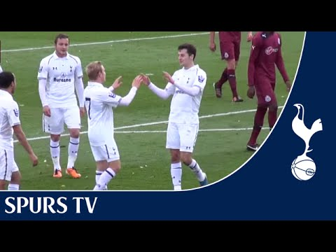Alex Pritchard scores fantastic free-kick for Tottenham Hotspur U21s Vs Newcastle