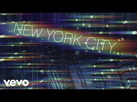 The Chainsmokers - New York City (Animated Lyric)