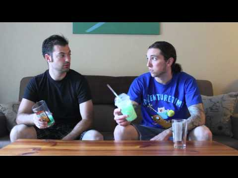 Taco Bell Mountain Dew Baja Blast Freeze - The Two Minute Reviews - Ep. 49 #TMR