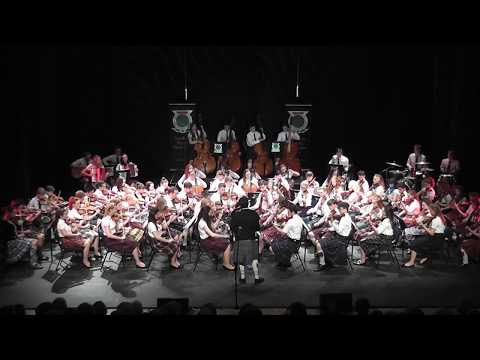 Scottish Salute  - Ayrshire Fiddle Orchestra - National Arts Festival, Grahamstown, South Africa
