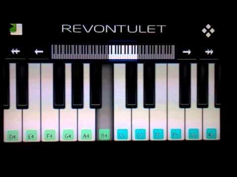 3 tamil movie theme piano