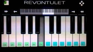 3 - 3 tamil movie theme piano