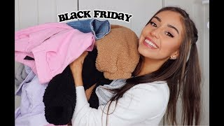 Black Friday Try-On Haul 2018