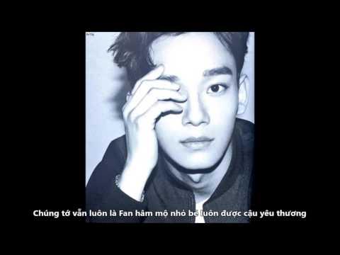 생일축하해 김종대 - Happy Birthday Kim Jong Dae - Sinh nhật vui vẻ