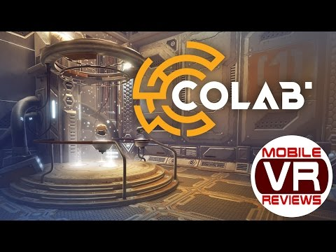CoLab (Gear VR) – The world's first VR reality show - Video Review