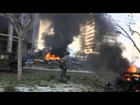 Huge Explosion in Central Beirut    29 Dec Updated Video Below MUST SEE
