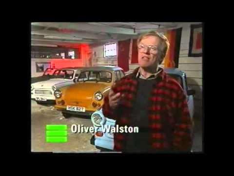 1993 Top Gear about the Trabant