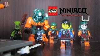 Lego Ninjago Most Wanted Episode 49: Tale of Two Garmadons (Part 2)