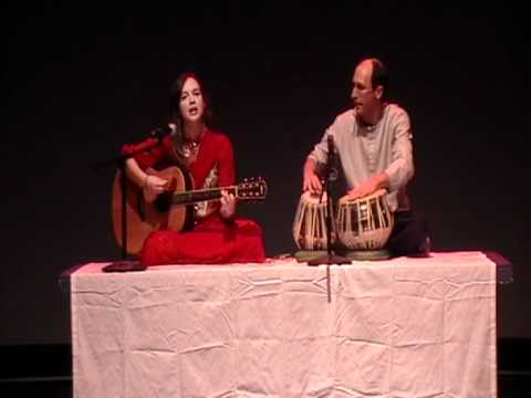 Mahalakshmi Stotram by Claire & David Diwali Extravaganza 2011...