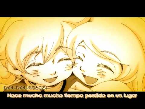 [classical Version] Servant Of Evil - Len Kagamine (sub Español) [anime Pv] video