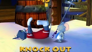 Tom en Jerry - War of the Whiskers - Nibbles Mouse vs - Tom & Jerry games