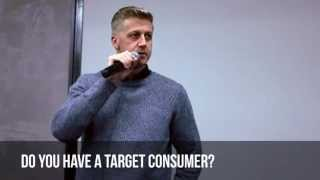 Q&A With Gareth Cliff: Do you have a target consumer?
