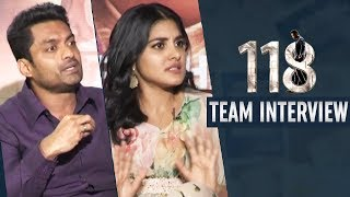 118 Movie Team Interview | Kalyan Ram | Nivetha Thomas | Shalini Pandey | 2019 Telugu Movies
