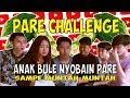 Anak Bule Nyobain PARE Sampe Muntah | BITTER GOURD CHALLENGE