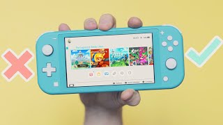 Nintendo Switch Lite Review | Should You Buy One?
