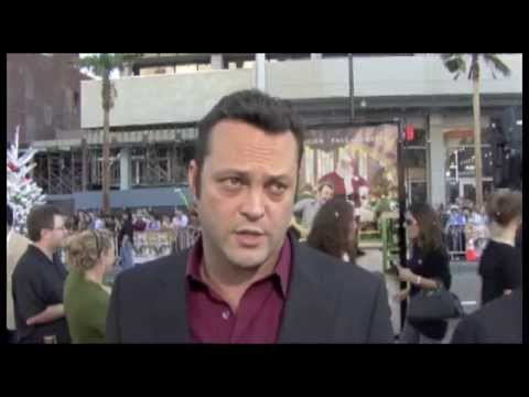 Vince Vaughn Interview - Fred Claus