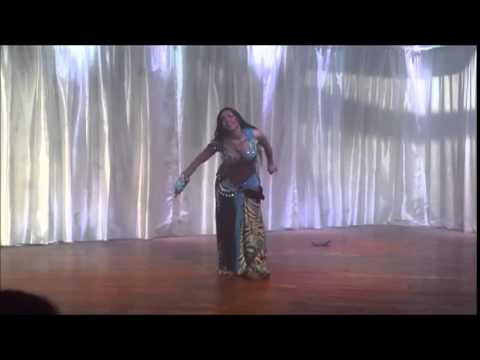 Alla Kushnir at Magic of Bellydance Event 2014