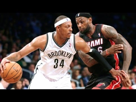Miami Heat VS. Brooklyn Nets! - Are the Nets a Playoff Threat to Miami?