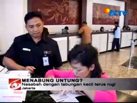 Video Menabung di Bank