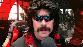 DOCTOR DISRESPECT GETTING KILLED BY HACKERS 2 GAMES IN A ROW - Twitch Highlights