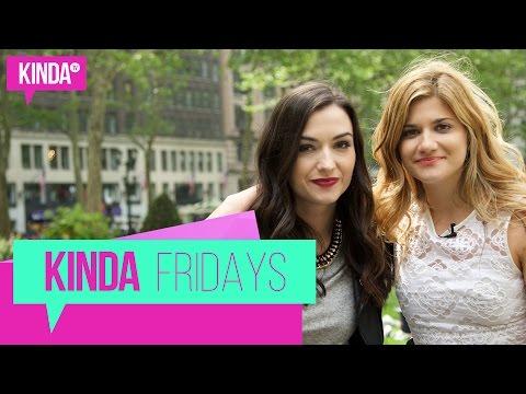 NYC Trivia with Natasha & Elise   Kinda Fridays ft. Natasha Negovanlis