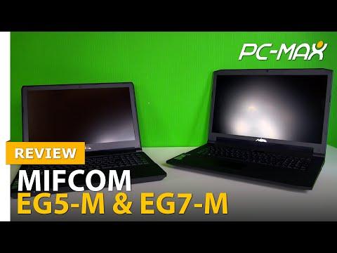 Bild: Test / Review: MIFcom EG5-M & EG7-M - GTX 960M - Gaming Notebook