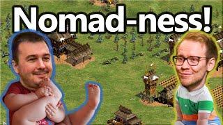 Nomadness! TheViper & Daut Struggle!