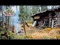 Поход в лес. Таёжный быт. День 2-й (осень, лес, болото, ягоды)