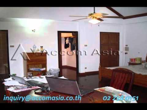 SALE / RENT : SINGLE HOUSE IN RAMA IX – BANGKOK / RAMA 9 MRT.