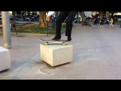 Quickie from @jaakkoojanen 📹: @must0ned | Shralpin Skateboarding