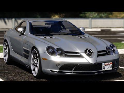 Mercedes-Benz SLR 2005 v2.0