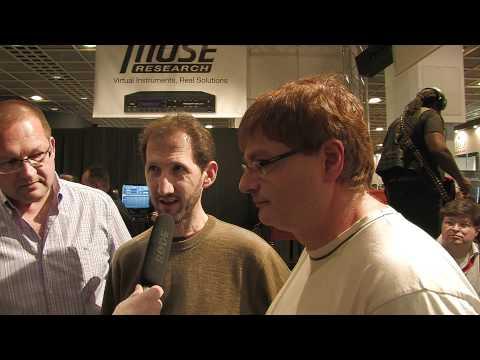 Musikmesse 2011 EMC Schmidt Synthesizer