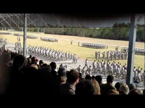 U.S. Army, Ft. Jackson, Graduation Parade Review
