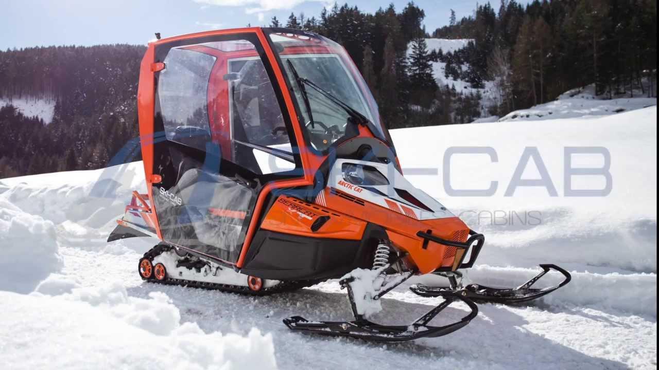 Arctic Cat Custom Snowmobile Cover