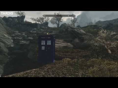 Skyrim PC Mods on Jtag Xbox 360