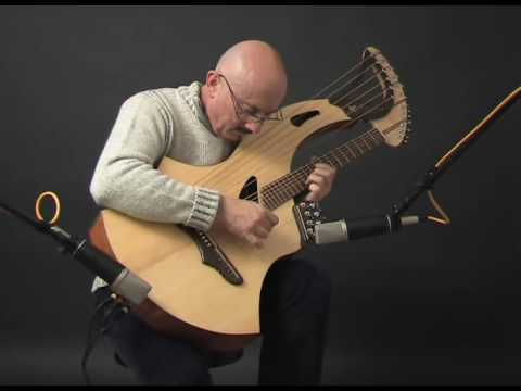 Tony Seeger - The Messenger - Seraph Harp Guitar Video