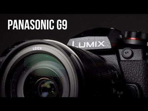 Panasonic G9 and the Big Bet: Ergonomics vs. Electronics?