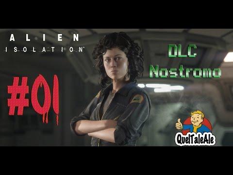 Alien Isolation - Gameplay Walktrought Ita 1