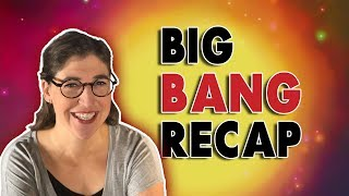 Big Bang Recap - The Confidence Erosion || Mayim Bialik