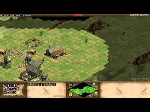 1v1 Arabia vs VIK_Vinchester - Huns War