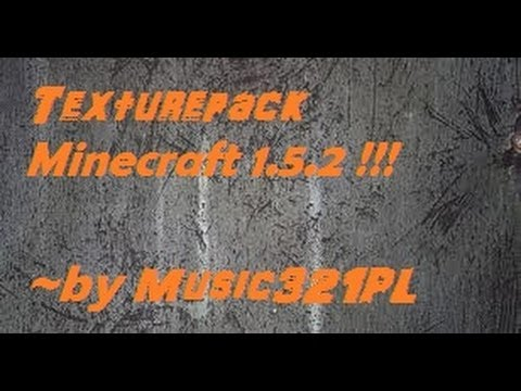Texturepack PVP for Minecraft 1.5.2 ! ~by Music321PL